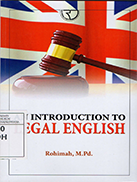 an Introduction to Legal English